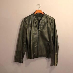 Men's GAP leather Jacket